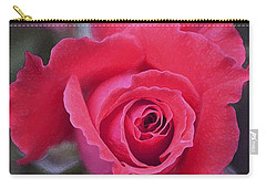Rose 160 Carry-all Pouch by Pamela Cooper