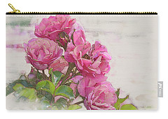 Rose 2 Carry-all Pouch