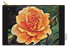 Rose 4_2017 Carry-all Pouch