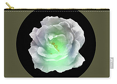 Rose 8-4 Carry-all Pouch by John Krakora