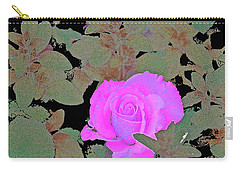 Rose 97 Carry-all Pouch by Pamela Cooper