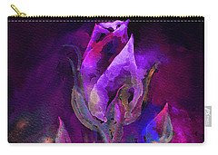 Rose Abstract Carry-all Pouch
