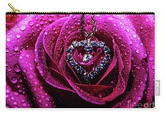 Rose And Hart Carry-all Pouch