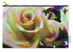 Rose Art 2 Carry-all Pouch