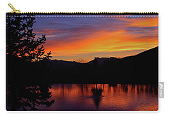 Rose Canyon Morning Carry-all Pouch