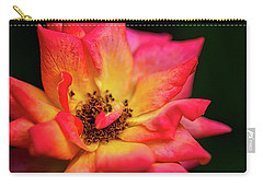 Rose Corolla Carry-all Pouch