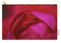 Rose Carry-all Pouch by Dennis Baswell
