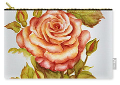 Rose For My Mom Carry-all Pouch