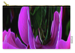 Rose Forest Path Carry-all Pouch by Aliceann Carlton
