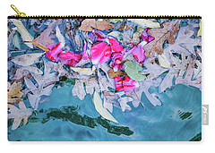 Rose Garden Fountain II Carry-all Pouch
