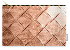 Rose Gold Crush Carry-all Pouch