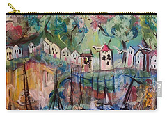 Rose Harbour  Carry-all Pouch