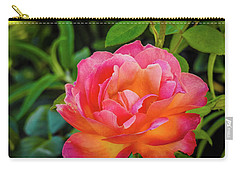 Rose In The Evening Carry-all Pouch