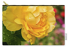 Rose, Julia Child Carry-all Pouch
