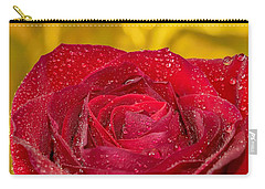 Rose N Gold Carry-all Pouch