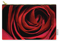Rose Of Love Carry-all Pouch