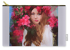 Rose Of Odessa Carry-all Pouch