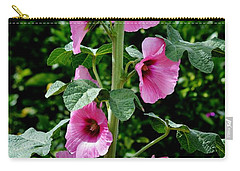 Rose Of Sharon Vine Carry-all Pouch