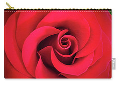 Rose Red 1 Carry-all Pouch
