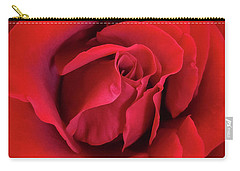 Rose Red 4 Carry-all Pouch