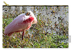 Roseate Spoonbill 000 Carry-all Pouch