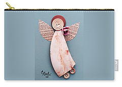 Rosebud Angel Carry-all Pouch