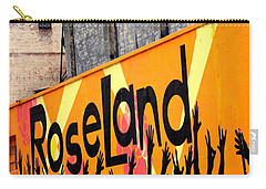 Roseland Ballroom In Nyc Carry-all Pouch