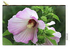 Rosemallow Carry-all Pouch