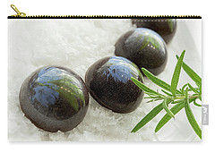 Rosemary Caramel Chocolate Carry-all Pouch