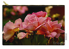 Roses By The Bunch Carry-all Pouch