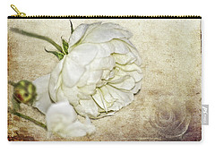 Carry-all Pouch featuring the photograph Roses by Carolyn Marshall