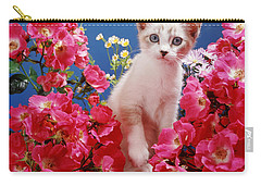 Roses Galore Carry-all Pouch