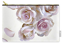 Roses Of Light Carry-all Pouch