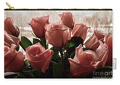 Roses With Love Carry-all Pouch