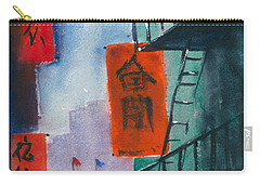 Ross Alley, Chinatown Carry-all Pouch