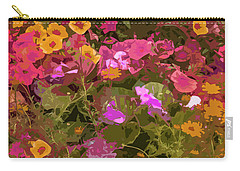 Rosy Garden Carry-all Pouch