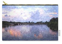 Rotonda River Roriwc Carry-all Pouch by Jim Brage
