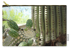 This Cactus Is Rotten To The Core Carry-all Pouch