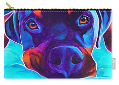 Rottweiler - Dexter Carry-all Pouch