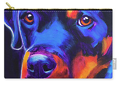 Rottweiler - Dexter Serious Carry-all Pouch