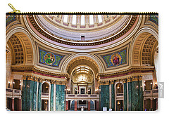 Rotunda - Capitol - Madison - Wisconsin Carry-all Pouch