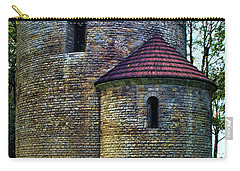 Carry-all Pouch featuring the photograph Rotunda  by Mariola Bitner