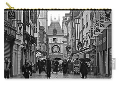 Rouen Street Carry-all Pouch