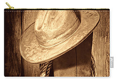 Rough Rider Carry-all Pouch by American West Legend By Olivier Le Queinec