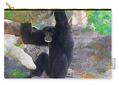 Roughing It Carry-all Pouch by Judy Kay