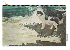 Roughsea Carry-all Pouch by Terry Frederick