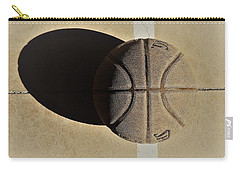 Round Ball And Shadow Carry-all Pouch