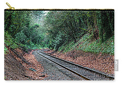 Round The Bend Carry-all Pouch
