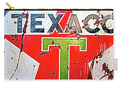 Route 66-texaco Carry-all Pouch