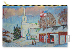 Route 8 North Carry-all Pouch